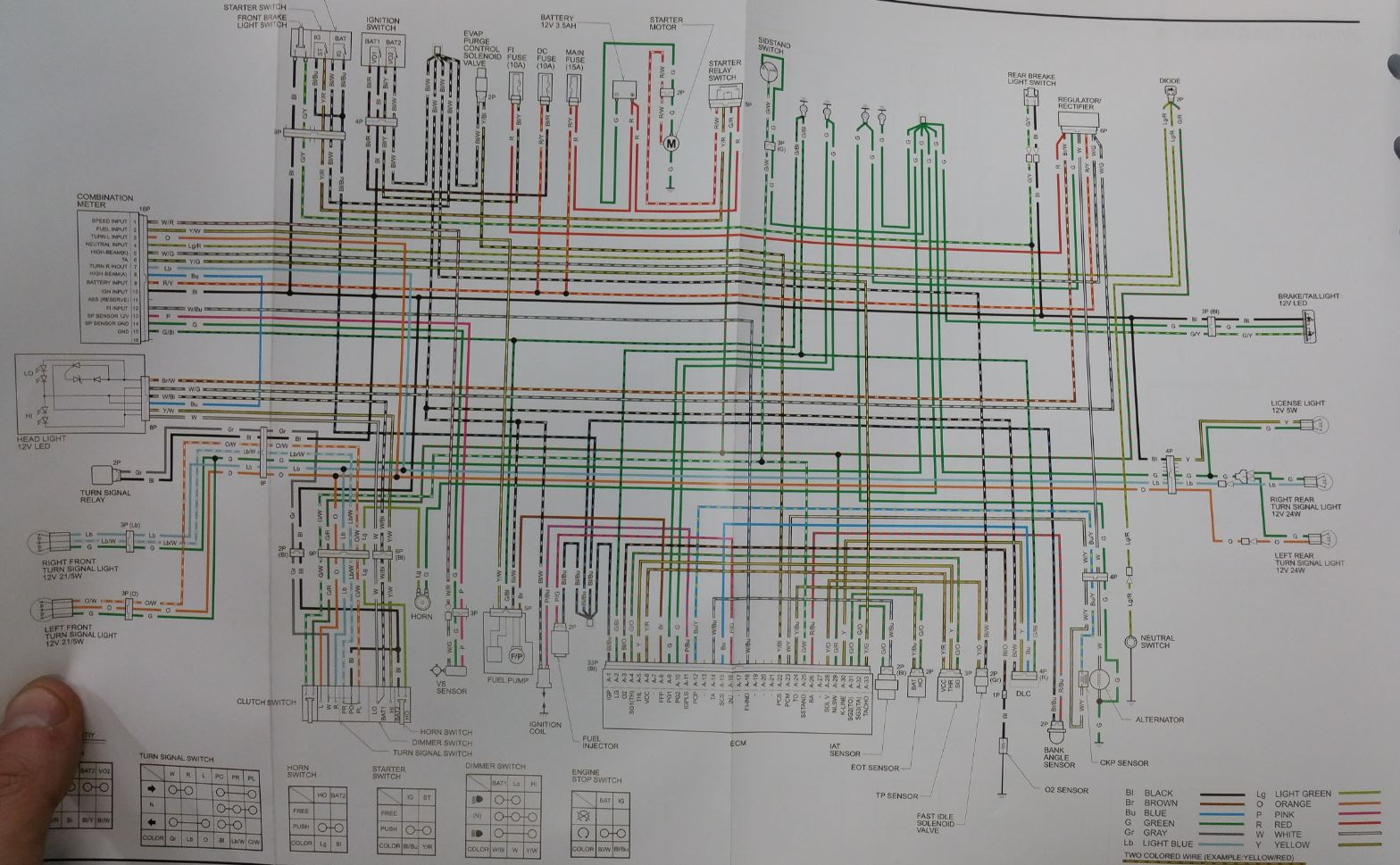Looking for a 2017 Honda Grom Wire Diagram - Honda Grom ForumHonda Grom Forum