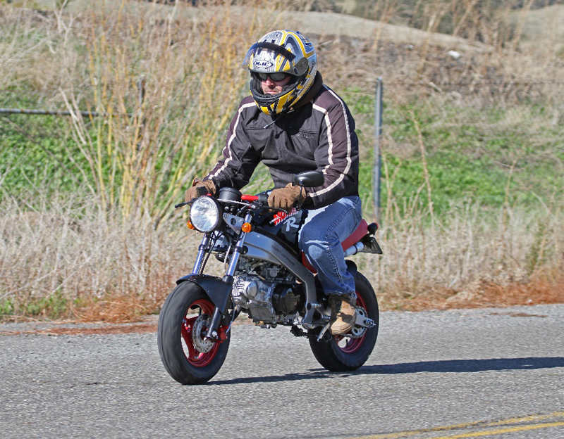 cafe racer mods/kit/parts - page 3 - honda grom forum